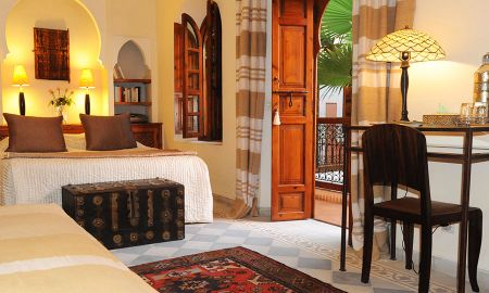 Bedouine Suite - Riad Sable Chaud - Marrakech