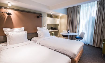 Executive Twin Room - Hotel Roemer - Amsterdam