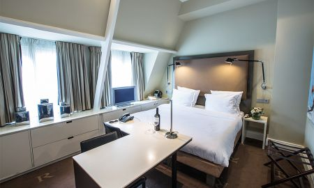 Junior Suite - Hotel Roemer - Amsterdam