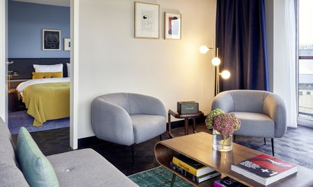 Family Suite - Park Centraal Amsterdam - Amsterdam