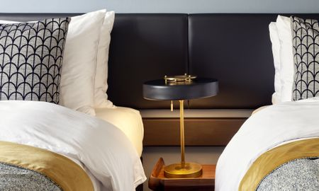 Deluxe Twin Room - Park Centraal Amsterdam - Amsterdam