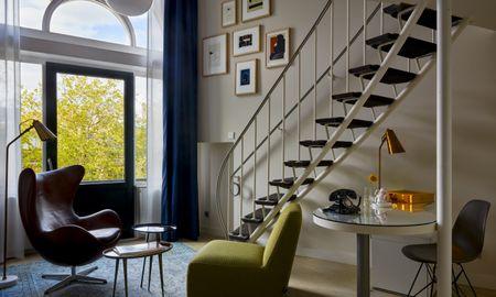 Duplex Suite - Park Centraal Amsterdam - Amsterdam