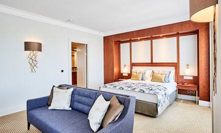 Suite Junior Ejecutivo - Hotel Okura Amsterdam - Ámsterdam