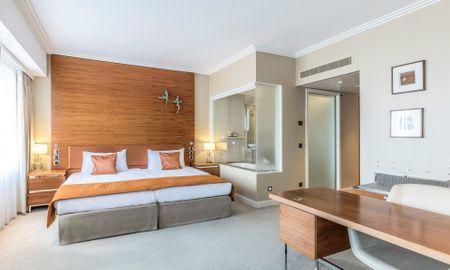Superior City View Junior Twin Suite - Hotel Okura Amsterdam - Amsterdam