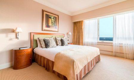 Suite Junior Ejecutiva Vista Ciudad - Hotel Okura Amsterdam - Ámsterdam