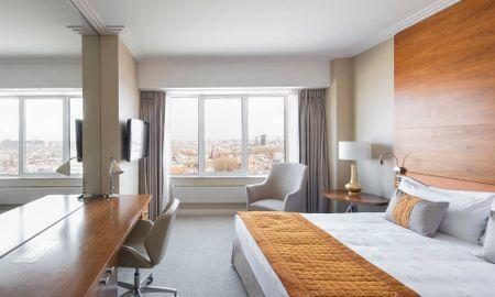 Superior City View Room Double or Twin - Hotel Okura Amsterdam - Amsterdam