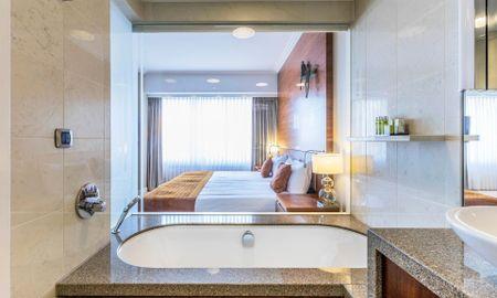 Superior Junior Twin Suite - Hotel Okura Amsterdam - Amsterdam