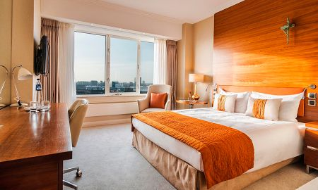 Superior City View Room Double or Twin - Hotel Okura Amsterdam - Amsterdam