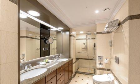 Executive Junior Suite City View - Hotel Okura Amsterdam - Amsterdam