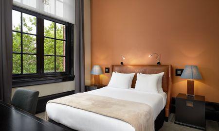 Superior Room - The College Hotel - Amsterdam