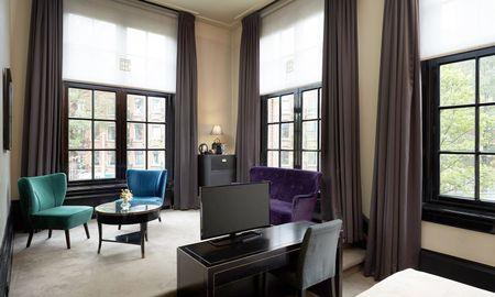 Junior Suite - The College Hotel - Amsterdam