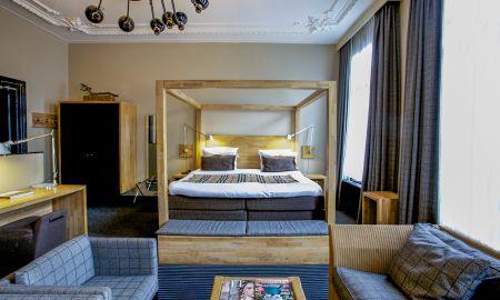 Suite Júnior - Hotel Vondel - Amsterdã