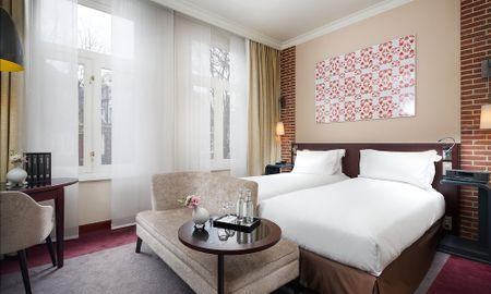 Superior Twin Room - Vista Pátio, Jardim Ou Cidade - Sofitel Legend The Grand Amsterdam - Amsterdã