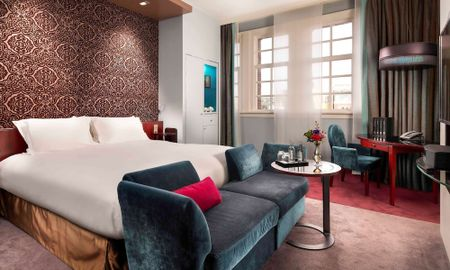 Luxury Room - Canal View - Sofitel Legend The Grand Amsterdam - Amsterdam