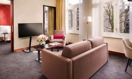 Prestige Suite - Canal View - Sofitel Legend The Grand Amsterdam - Amsterdam