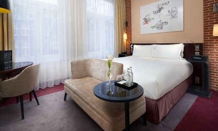 Superior Room City View - Courtyard, Garden Or City View - Sofitel Legend The Grand Amsterdam - Amsterdam