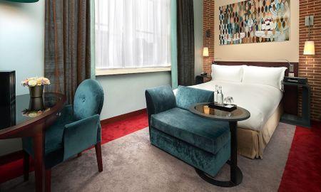 Classic Room - Garden & City View - Sofitel Legend The Grand Amsterdam - Amsterdam