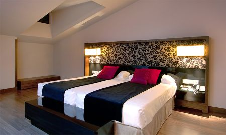 Camera Doppia con Letto Supplementare - Vincci Soho - Madrid