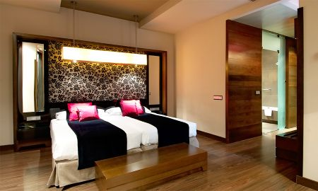Chambre Double avec Parking - Vincci Soho - Madrid