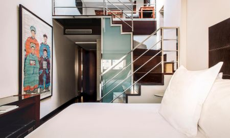 Camera Duplex - Urban Hotel Madrid - Madrid