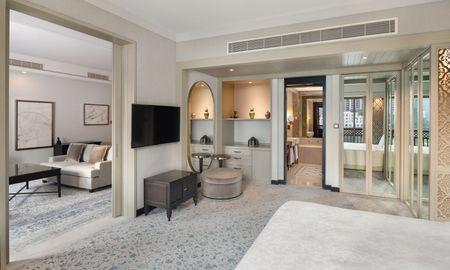 Diplomatic Suite - Lake View - Palace Downtown - Dubai
