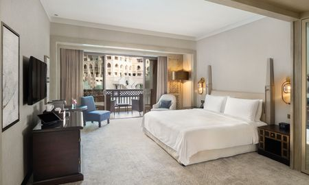Deluxe Room - Lake View - Palace Downtown - Dubai