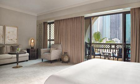 Junior suite - Lake View - Palace Downtown - Dubai