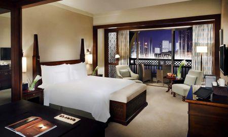 Habitación Deluxe - Vista a la fuente - Palace Downtown - Dubai