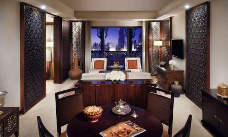 Suite Palace - Vista al Lago - Palace Downtown - Dubai
