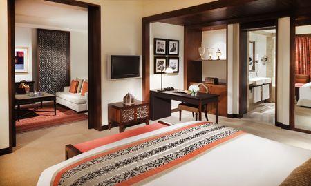 Suite Palace - Vista a la fuente - Palace Downtown - Dubai