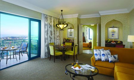 Executive Club Suite - Free access to The Waterpark & Aquarium - Atlantis The Palm - Dubai