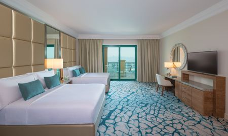 Quarto Oceano Queen - Atlantis The Palm - Dubai