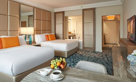 Quarto Imperial Queen Club - Atlantis The Palm - Dubai