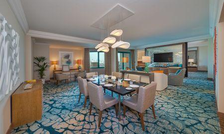 Suite Regal Club - Acesso grátis ao Waterpark & Aquarium - Atlantis The Palm - Dubai