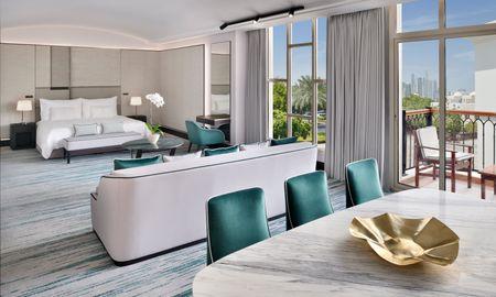 Junior Suite - Address Montgomerie - Dubai