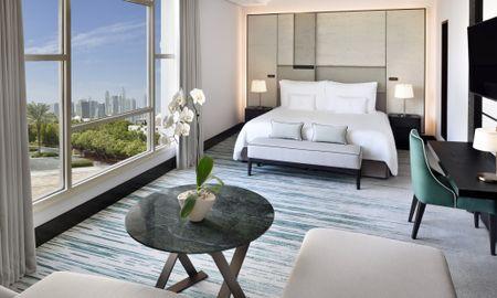 Chambre Deluxe - Vue Patio - Address Montgomerie - Dubai