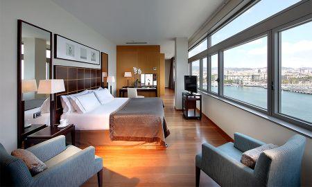 Habitación Deluxe - Eurostars Grand Marina - Barcelona
