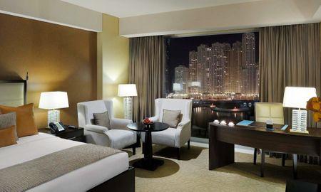 Quarto Deluxe - Vista Marina - Address Dubai Marina - Dubai
