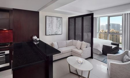 Studio Residence - Address Downtown - Dubai