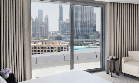 Executive Suite - Fountain View - Address Downtown - Dubai