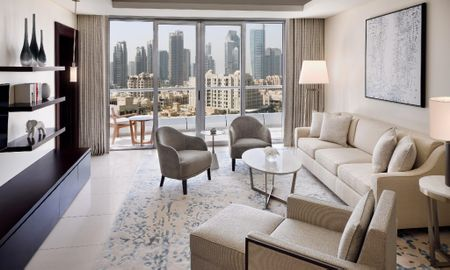 One Bedroom Residence - City View - Address Downtown - Dubai