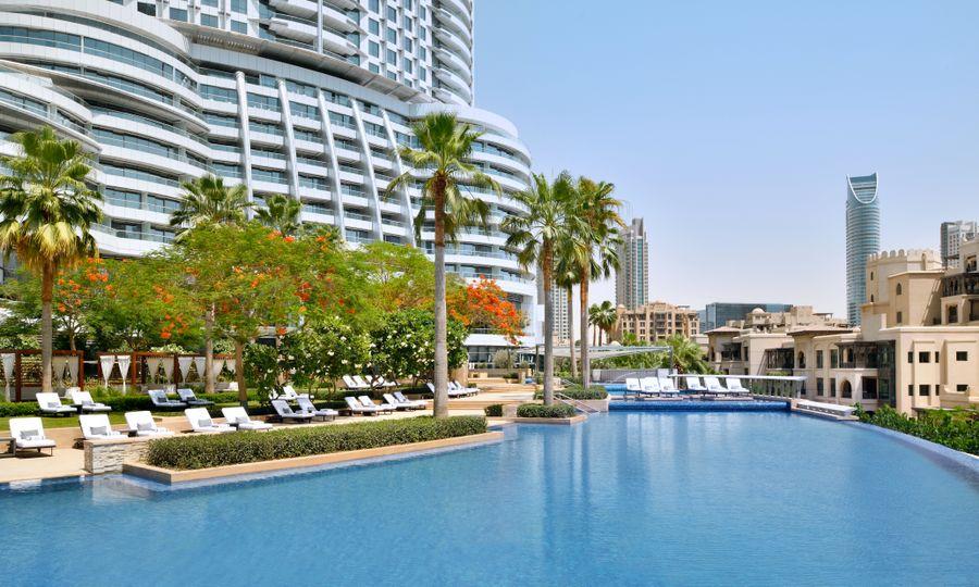 Address Downtown - Dubai