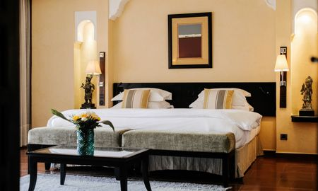 Suite Junior Single - Tikida Golf Palace - Relais & Châteaux - Agadir