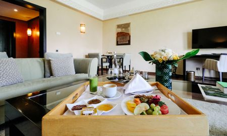 Suite Prestige Double - Tikida Golf Palace - Relais & Châteaux - Agadir