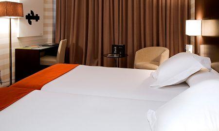 Quarto Duplo Standard - Hotel Zenit Pamplona - Pamplona