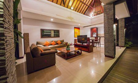 Villa com Piscina - 1 Quarto - The Wolas Villa & Spa - Bali