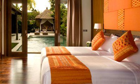 Villa Un Dormitorio - Piscina - Mahagiri Villas Sanur - Bali