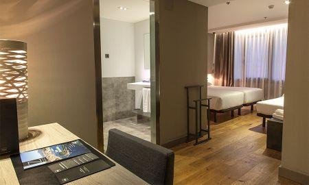 Habitación Triple - Hotel Zenit Vigo - Vigo