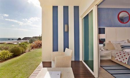 Chambre Deluxe avec Vue Mer - Bela Vista Hotel & Spa - Relais & Chateaux - Algarve