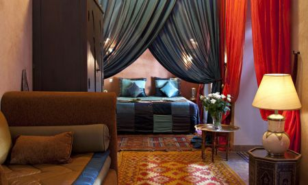 Chambre Unik Prestige - Riad Zolah - Marrakech